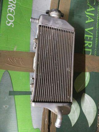 radiador yamaha wr 450