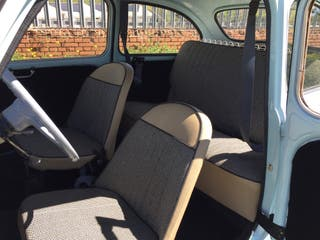 SEAT 600 D año 64 Alquiler SIN Conductor