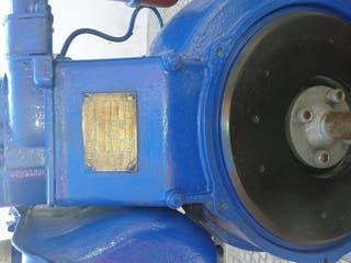 Motor estacionario Diter Diesel 9 cv