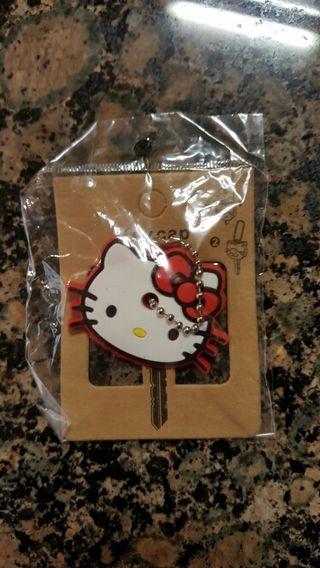marca llaves Hello Kitty