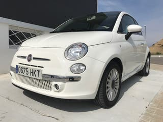 Fiat 500 1.2 LOUNGE TECHO PANORÁMICO IMPECABLE