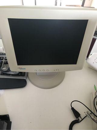 Pantalla Ordenador Fujitsu