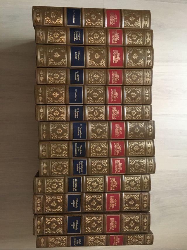 Enciclopedia gran historia uni