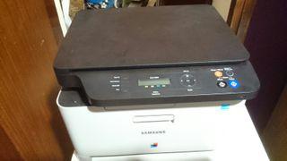 impresora laser samsung clx 3305