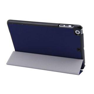 Funda súper fina con soporte para iPad Mini - Azul