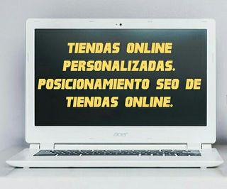 Creación de tiendas online y marketing online