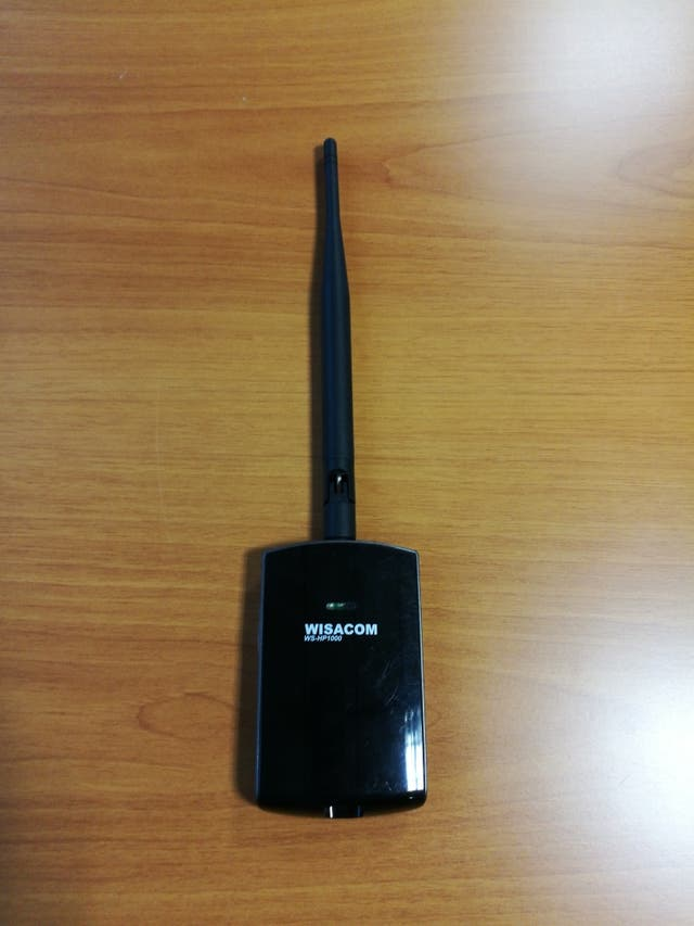 Adaptador usb Wifi 802.11 b/g