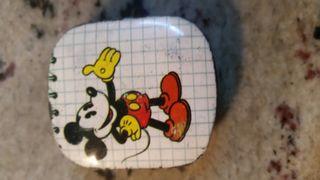 caja vintage mickey mouse