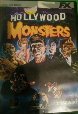 Videojuego PC - Hollywood Monsters
