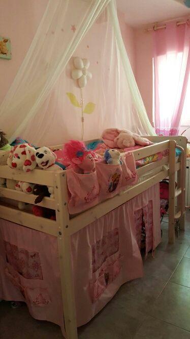 cama de princessa
