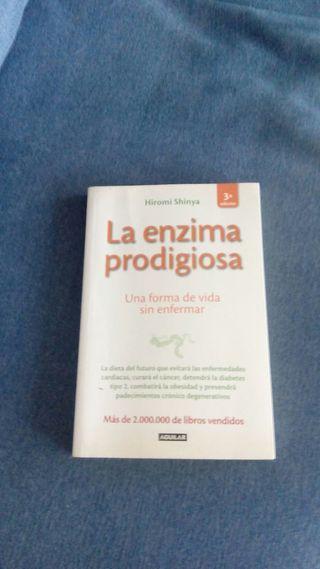 libro: La enzima prodigiosa