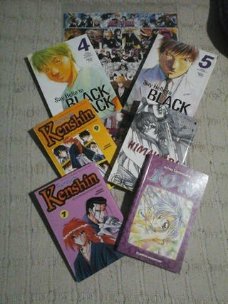 Pack Tomos Manga Varios Urge!!