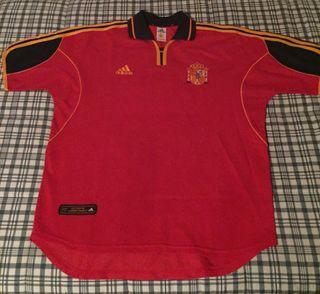 Camiseta fútbol ESPAÑA EURO 2.000