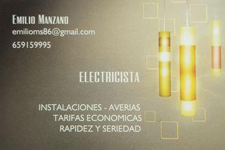 ELECTRICISTA / MANITAS