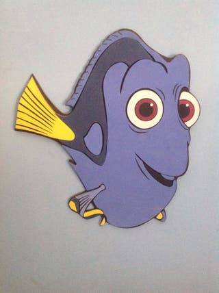 Figura decorativa Dory