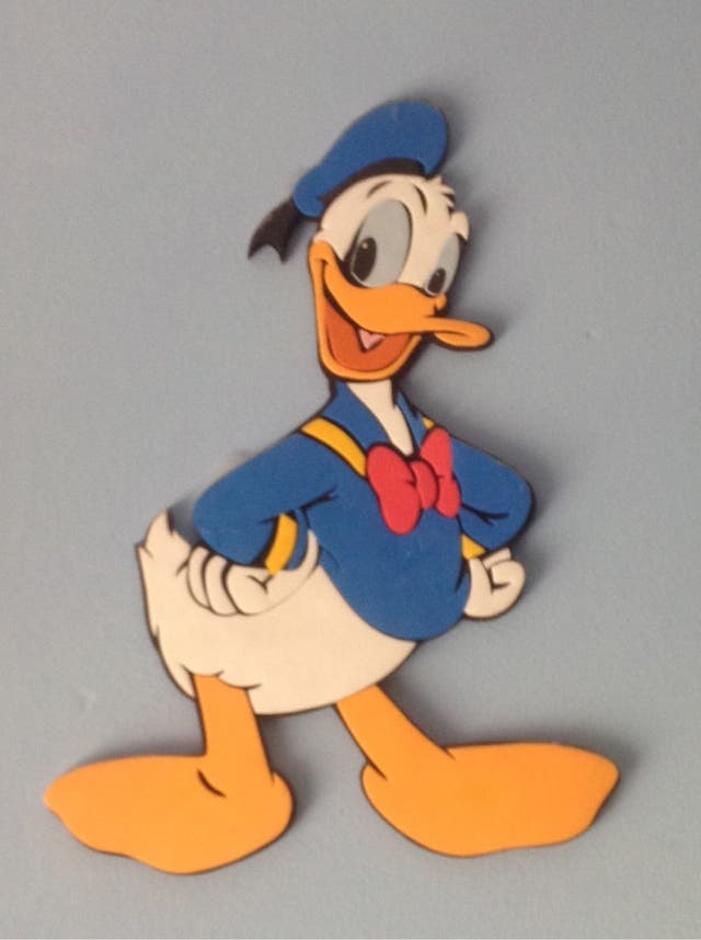 Figura decorativa Donald