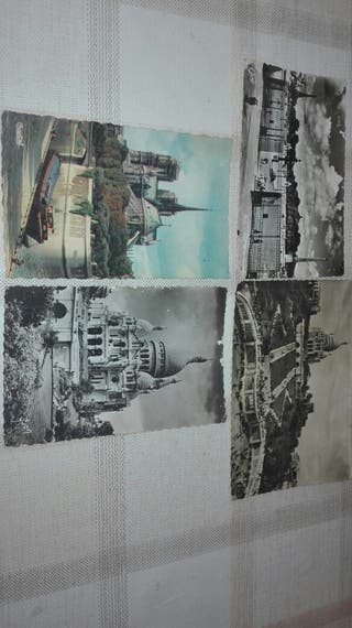 Lote Postales Barcelona