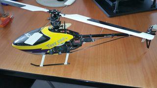 helicoptero rc trex250