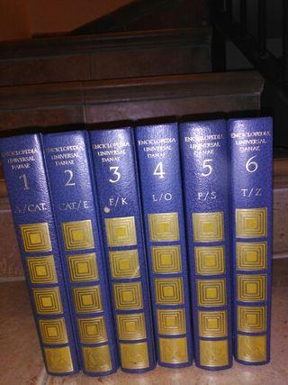Enciclopedia Universal Danae