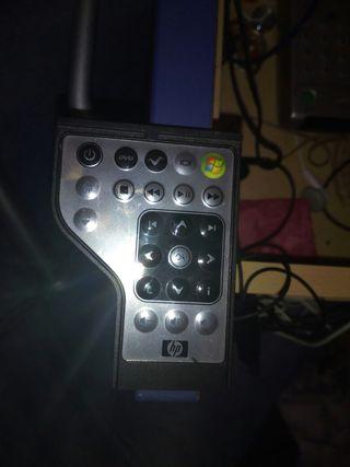 mando a distancia de HP