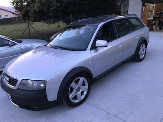 Audi allroad c5