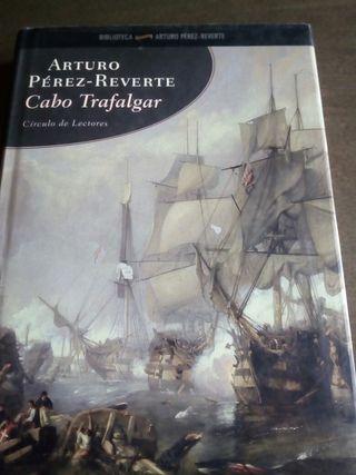 Perez-Reverte...Cabo Trafalgar