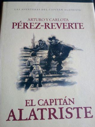 Perez-Reverte...El Capitan Alatriste