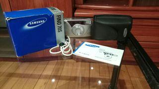 Camara Samsung Fino 70S