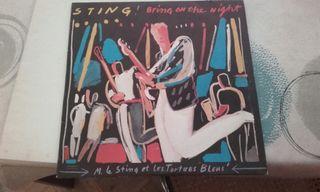 Vinilo Sting