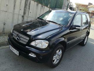 Mercedes-benz M class (163) 2004