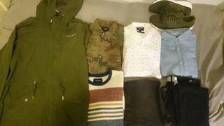 Lote ropa Pull & Bear NUEVA