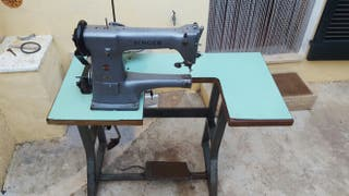 Maquina coser industrial Singer