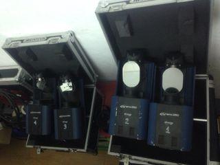Scanner jb system dynamo 250
