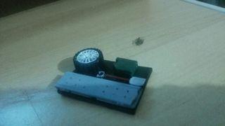 scalextric slot resina