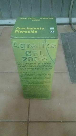 Bombilla Agrolite CFL