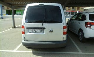 Volkswagen Caddy 2008