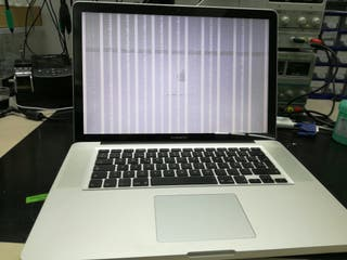 Reparacion Placa base Macbook