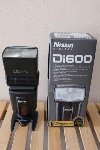 Flash nissin para Nikon