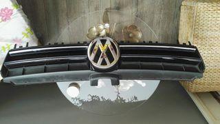 parrilla delantera Volkswagen golf