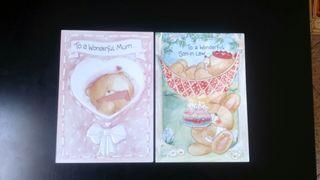 postales 2 x 1€