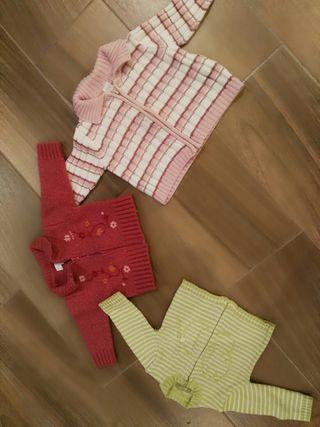 lote..Rebeca,jersey,chaqueta niña bebe