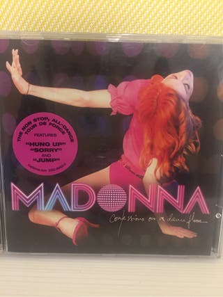 CD Madonna Confessions on ....