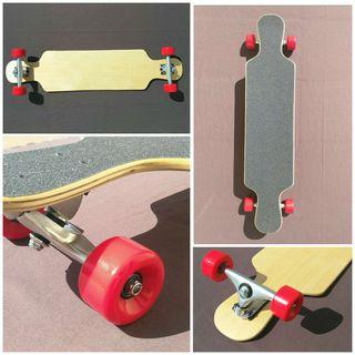Longboard completo Freestyle