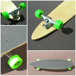 Longboard completo Pintail