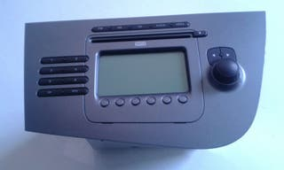 Radio Seat Leon