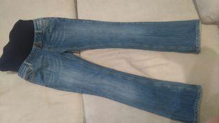 Pantalón Premamá de Zara