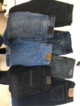 Pantalones vaqueros 10€ unidad