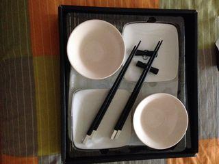 Tú y yo para comida japonesa