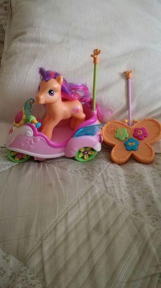 moto my little ponny