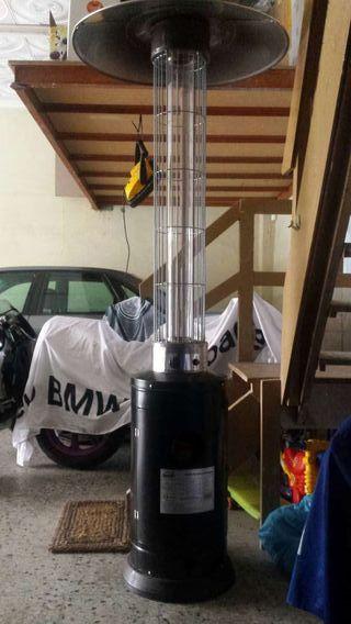 Calefactor para terrazas bar